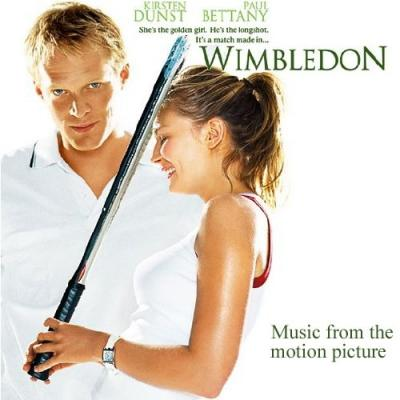 Wimbledon Soundtrack CD. Wimbledon Soundtrack