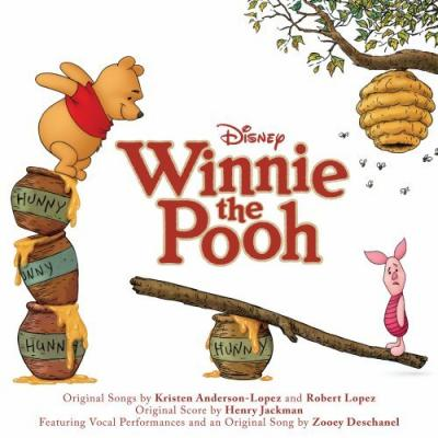 Winnie the Pooh Soundtrack CD. Winnie the Pooh Soundtrack