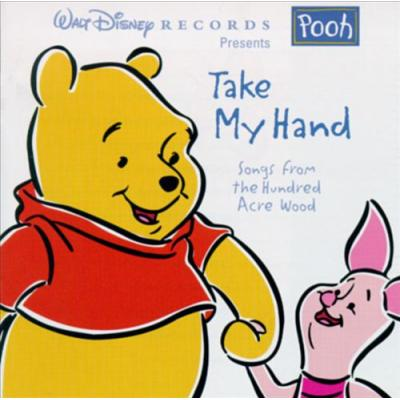 Winnie the Pooh: Take My Hand Soundtrack CD. Winnie the Pooh: Take My Hand Soundtrack