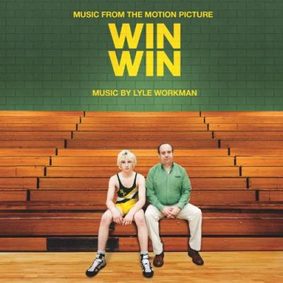 Win Win Soundtrack CD. Win Win Soundtrack