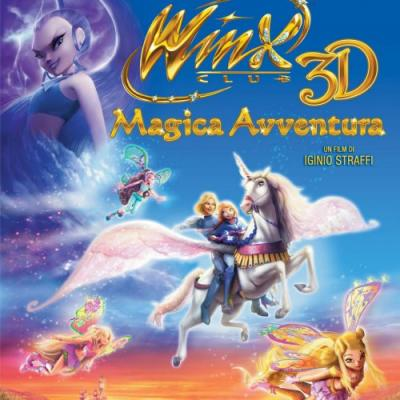Winx Club 3D: Magical Adventure Soundtrack CD. Winx Club 3D: Magical Adventure Soundtrack