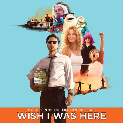Wish I Was Here Soundtrack CD. Wish I Was Here Soundtrack
