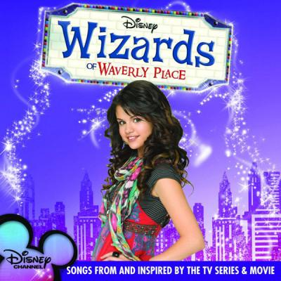 Wizards of Waverly Place Soundtrack CD. Wizards of Waverly Place Soundtrack