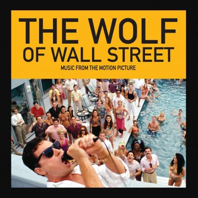 Wolf of Wall Street, The Soundtrack CD. Wolf of Wall Street, The Soundtrack