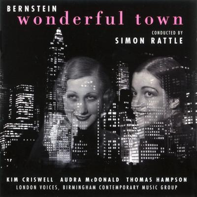 Wonderful Town Soundtrack CD. Wonderful Town Soundtrack