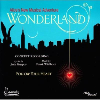 Wonderland: Alice's New Musical Adventure Soundtrack CD. Wonderland: Alice's New Musical Adventure Soundtrack