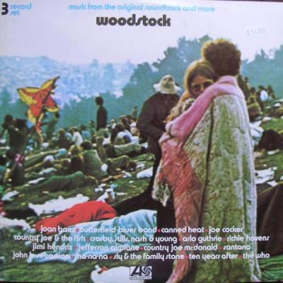 Woodstock Soundtrack CD. Woodstock Soundtrack