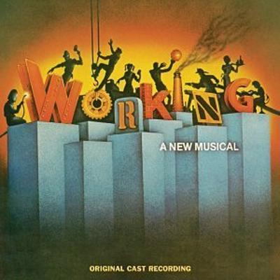 Working Soundtrack CD. Working Soundtrack