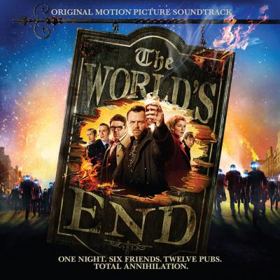 World's End, The Soundtrack CD. World's End, The Soundtrack