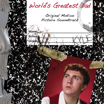 World's Greatest Dad Soundtrack CD. World's Greatest Dad Soundtrack