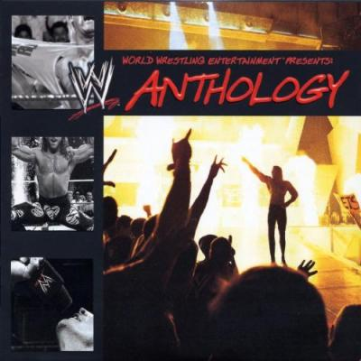 WWE: The Anthology Soundtrack CD. WWE: The Anthology Soundtrack