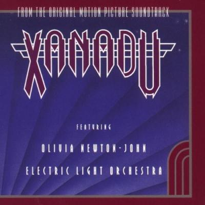 Xanadu Soundtrack CD. Xanadu Soundtrack