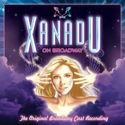 Xanadu on Broadway Soundtrack CD. Xanadu on Broadway Soundtrack