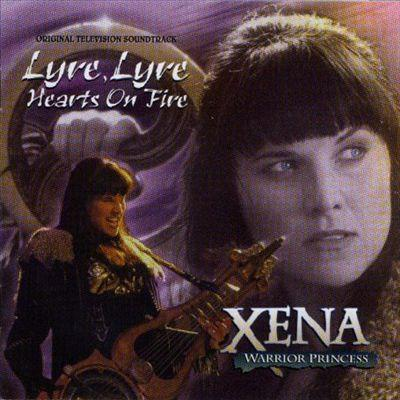 Xena: Warrior Princess: Lyre, Lyre, Hearts on Fire Soundtrack CD. Xena: Warrior Princess: Lyre, Lyre, Hearts on Fire Soundtrack