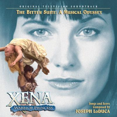 Xena: Warrior Princess: The Bitter Suite Soundtrack CD. Xena: Warrior Princess: The Bitter Suite Soundtrack