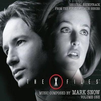 X-Files: Episodes Soundtrack CD. X-Files: Episodes Soundtrack