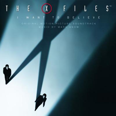 X-Files: I Want to Believe Soundtrack CD. X-Files: I Want to Believe Soundtrack