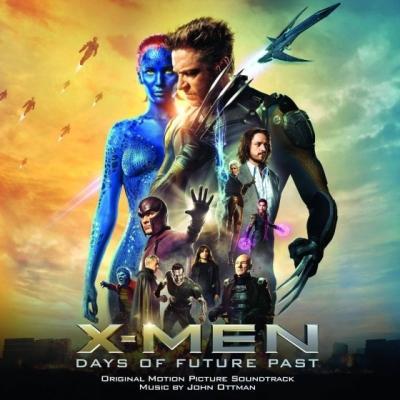 X-Men - Days of Future Past Soundtrack CD. X-Men - Days of Future Past Soundtrack