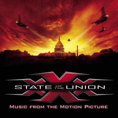 XXX State of the Union Soundtrack CD. XXX State of the Union Soundtrack