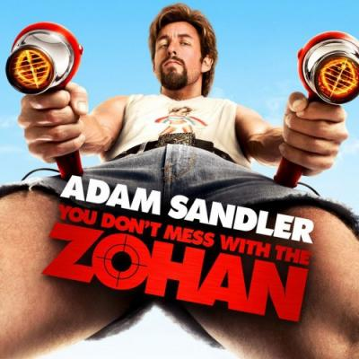 You Don't Mess with the Zohan Soundtrack CD. You Don't Mess with the Zohan Soundtrack