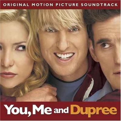 You, Me and Dupree Soundtrack CD. You, Me and Dupree Soundtrack