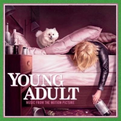 Young Adult Soundtrack CD. Young Adult Soundtrack