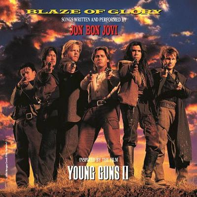 Young Guns II: Blaze of Glory Soundtrack CD. Young Guns II: Blaze of Glory Soundtrack