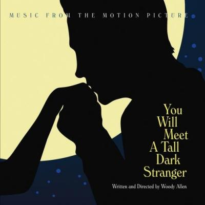 You Will Meet A Tall Dark Stranger Soundtrack CD. You Will Meet A Tall Dark Stranger Soundtrack