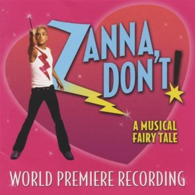 Zanna, Don't! Soundtrack CD. Zanna, Don't! Soundtrack