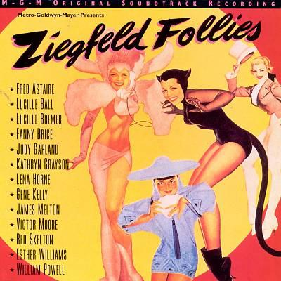 Ziegfeld Follies Soundtrack CD. Ziegfeld Follies Soundtrack