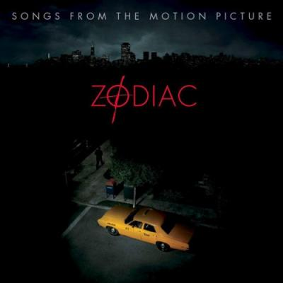 Zodiac Soundtrack CD. Zodiac Soundtrack
