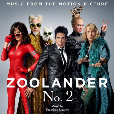 Zoolander 2 Soundtrack CD. Zoolander 2 Soundtrack