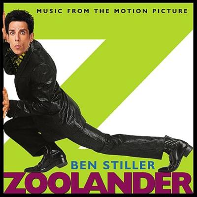Zoolander Soundtrack CD. Zoolander Soundtrack
