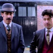 Because of the whole popularity of Sherlock series, and its previous versions, known TV channels are trying to get into the general niche to cause great interest of viewers. It is often connected with literally crossed genres. So now we are ready to be amazed by what we saw: a new TV series called Houdini and Doyle, who promised to be released soon. The premiere is scheduled for May, so there is no much time to wait. The picture is about… well, perhaps we will not cover all the mysteries at once, and let them to be shown in order. We are confident in just one thing: we will love it!