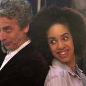Going back to news from the field of serials: Doctor Who not only goes on we-have-not-believed-and-counted-which-again season, but also introduces new characters. Now the big news is the main doctors' helper who is played by a brand new actress. Dodger Capaldi, which on set is already nicknamed as the Old Fox, got himself a beautiful lady of a young age, which will now accompany him in all interplanetary adventures!
